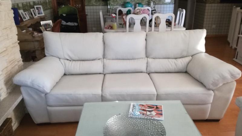 Tapizar sof sillas en almer a tapicer a torres tapiceros almer a - Tapizar un sofa de piel ...